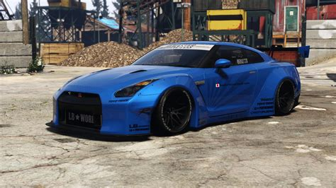 nissan gtr liberty walk liberty walk nissan gt r add on tuning liveries