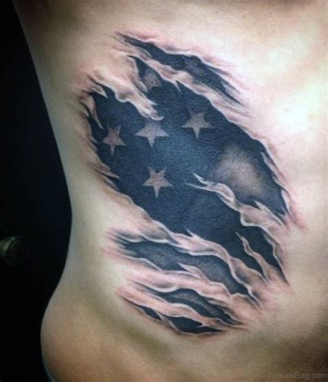 stars tattoo designs for men 50 wonderful tattoos on rib