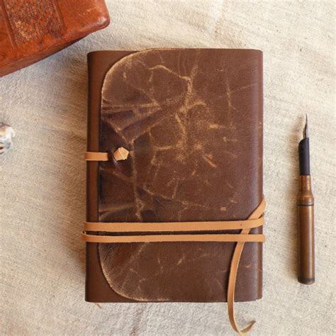 vintage style covers brown leather journal vintage style cover leather