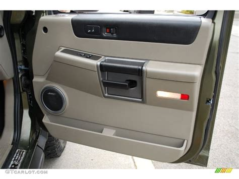 Hummer H2 Interior Door Panel 2003 Hummer H2 Suv Door Panel Photos Gtcarlot