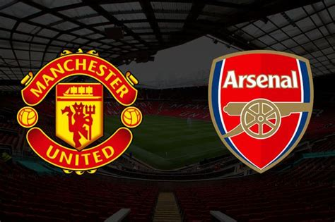 arsenal vs mu manchester united vs arsenal english premier league