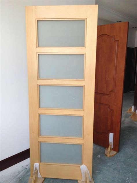 frosted doors for bathroom lacquer wooden frosted glass bathroom door design buy
