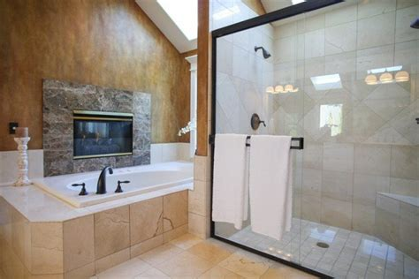 20 wooden ceilings bathroom ideas housely 20 beautiful master bathroom designs with fireplaces housely
