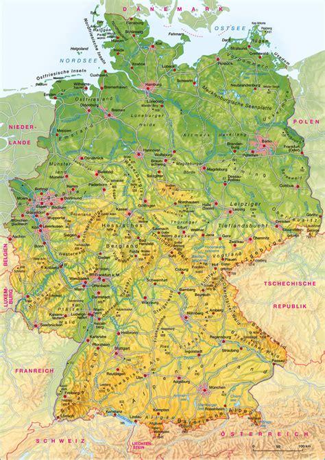 deutsches büro grüne karte fax lernteppich deutschland physisch geosaver g 252 nstiger