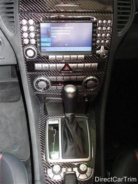 All New Panel Karbon Dashboard Jsl Panel Carbon 7pcs purchase 2005 2010 mercedes slk slk55 slk350 r171 real carbon fiber dash trim kit