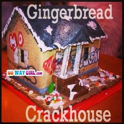 Offensive Christmas Meme - probably the most offensive gingerbread house ever