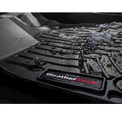 WeatherTech Floor Mats In A BMW I3