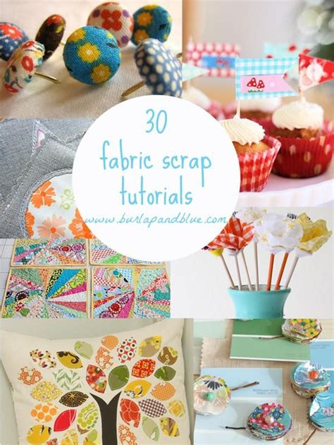 fabric crafts quick 30 fabric scrap crafts sewing projects sewing