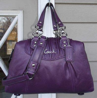 Promo Palomino Handbag Plum purple coach purse womens stuff coach purse coach purses cheap and discount