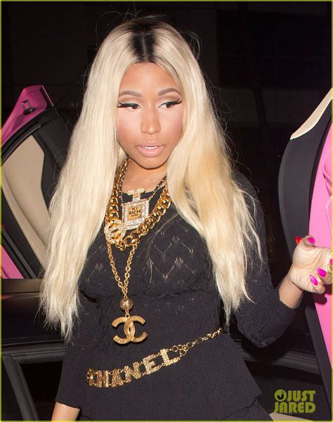 full sized photo of nicki minaj celebrates 31st birthday