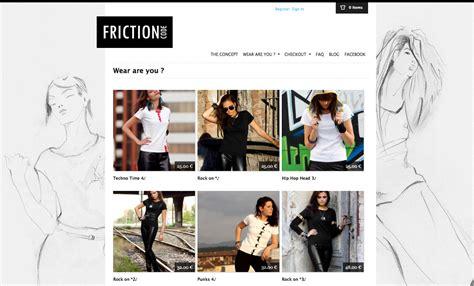 design clothes website brand design friction code clothing label ralev com
