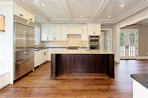 Hickory Wood Cabinets Kitchens by Harvest Hickory Flooring Mountain Lumber