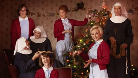 nonnatus house call the midwife 2014 christmas special bbc one tv reviews news interviews