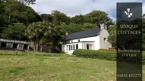 Cottages Gairloch Wester Ross by Flowerdale Cottage Gairloch Wester Ross Scotland