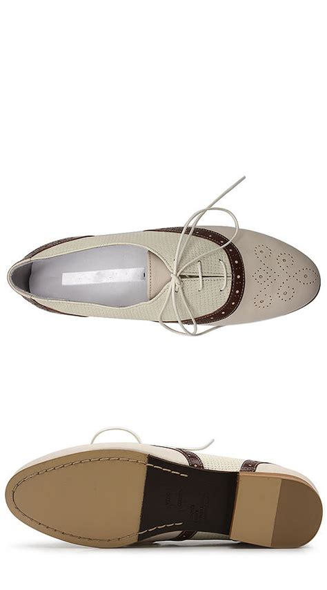 Flat Shoes 232 shoes punched lace up flat shoes 232 for only 129