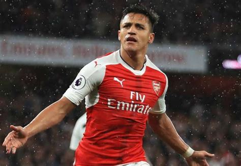 alexis sanchez goals 2017 18 alexis sanchez ozil feature as arsenal reveal new 2017