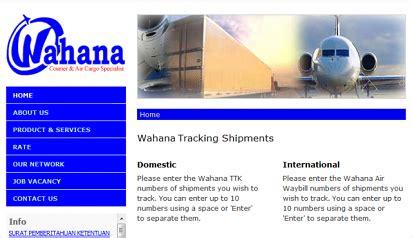 cek resi index cargo ketahui layanan dan cara cek resi wahana