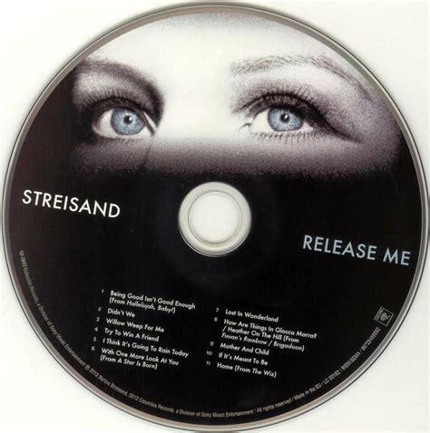 barbra streisand release me barbra streisand release me 2012 flac 187 диско 80