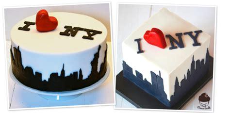Hochzeitstorte New York by New York Skyline Cake Es Geht Auch Rund Mann Backt
