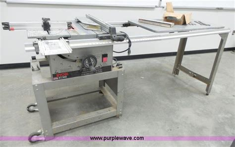 Ryobi Bt3000 Table Saw by Used Construction Agricultural Equip Trucks Trailers