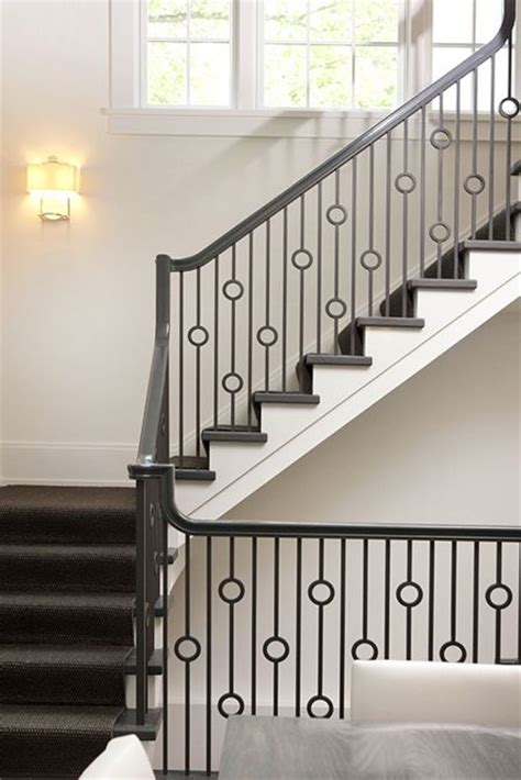 metal banister ideas custom fabricated metal balusters handrail stair banister ideas pinterest
