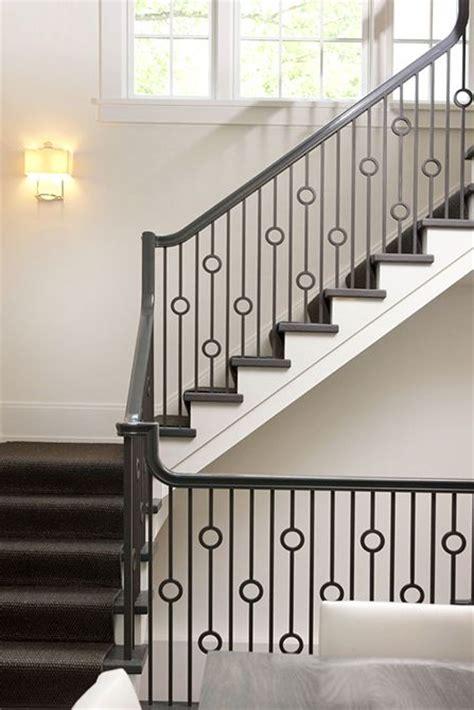Banister Bars Custom Fabricated Metal Balusters Handrail Stair