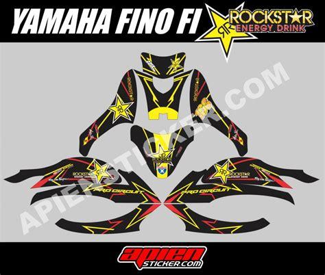Stiker Striping Skotlet Decal Sticker Lis Motor Honda Revo Fit striping motor yamaha fino fi rockstar apien sticker