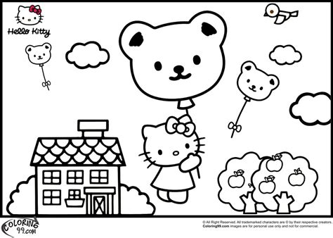 hello kitty cowgirl coloring pages hello kitty coloring pages team colors