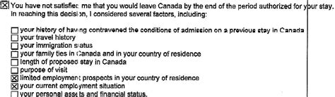 Sle Petition Canada Visa Denied Because I Am 100 Images How To Write An Appeal Letter For Schengen Visa Refusal