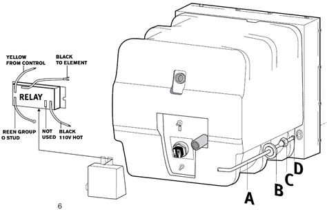 wiring diagram for rv water heater gallery wiring