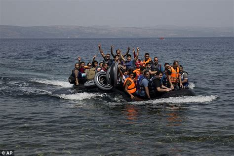 refugee boat price syrian refugee pays 6 times the average price for a safe