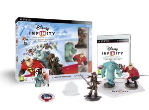 Infinity Ps3 Disney Infinity Starter Pack For Ps3 Geekay