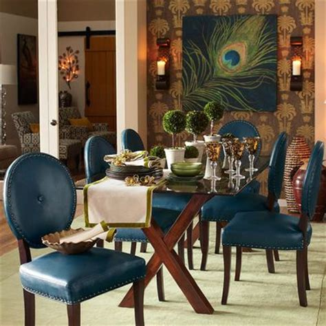 Peacock Dining Room by 17 Best Ideas About Peacock Dining Room On