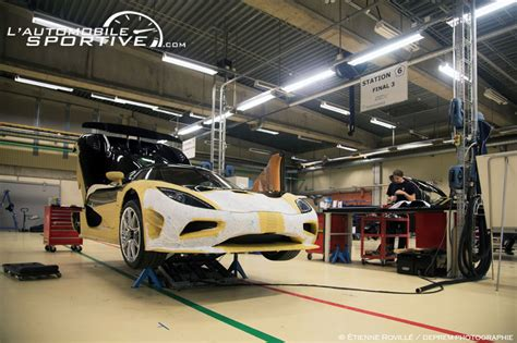 koenigsegg factory visit of koenigsegg s factory and pictures