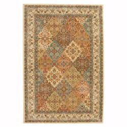 Mohawk Area Rugs Mohawk Home Almond Buff 8 Ft X 10 Ft Area Rug 441715 The Home Depot