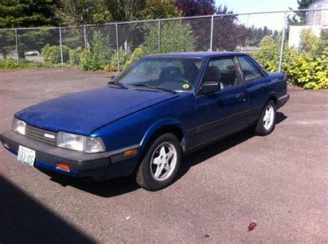 how cars work for dummies 1986 mazda 626 regenerative braking 1986 mazda 626 information and photos momentcar