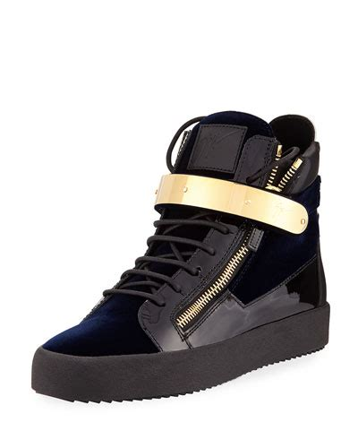 Giuseppe Zanoti Sneakers giuseppe zanotti s shoes collection at neiman