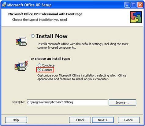 Cd Instal Microsoft Office how to thinapp microsoft office xp vmware thinapp vmware blogs