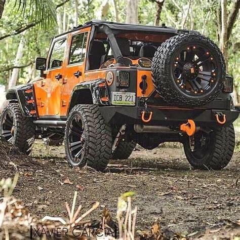 orange jeep lifted 454 best oklahoma state university images on pinterest