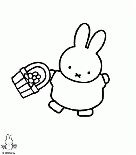Miffy Coloring Pages Coloringpagesabc Com Miffy Coloring Pages