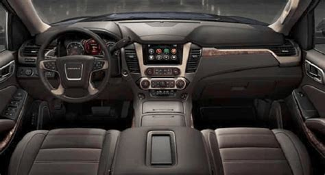 Gmc Acadia 2020 Interior by 2019 Gmc Acadia Interior 2019 And 2020 New Suv Models