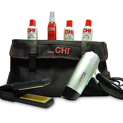 Chi Hair Dryer Travel Mini mini chi pro collection travel kit walmart