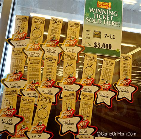 How To Win Lots Of Money Fast - win fast with fast play from the nj lottery game on mom