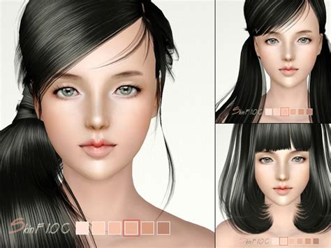 sims 3 default replacement skin s club ts3 skin nondefault f1 abc