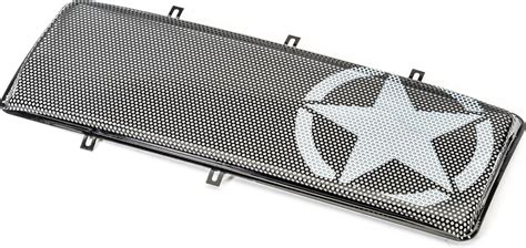 Rugged Ridge Mesh Grille Insert by Rugged Ridge 12034 21 Spartan Grille Mesh Insert For