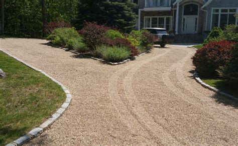 top 28 ideas for gravel driveways high street market driveway ideas cobblestone crushed