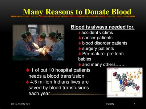 7 Reasons To Donate Blood blood donation and medimission