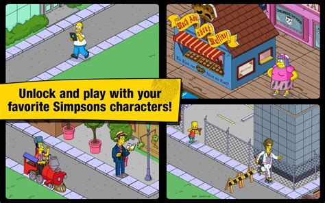 the simpsons apk free the simpsons tapped out free the simpsons tapped out android apk free