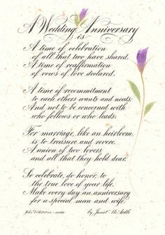 Wedding Anniversary Quotes For Deceased Parents by Wedding Poems For Deceased Parents Wedding Anniversary