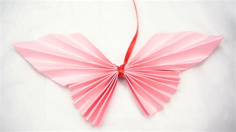 How to Make a Paper Butterfly (with Pictures) - wikiHow A-paper